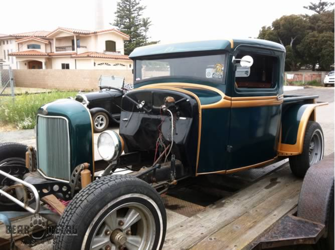 2016 Dodge Barracuda >> Bear Metal Kustoms :: Cars Gallery :: 1934 Ford Truck