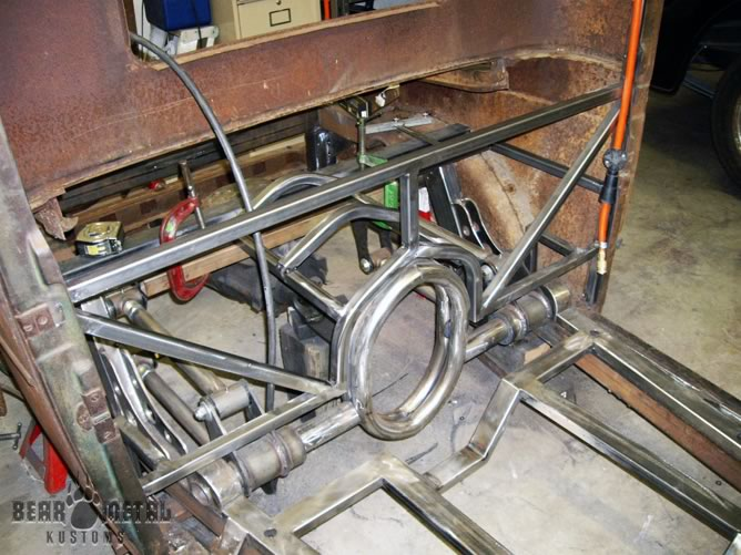 Bear Metal Kustoms Cars Gallery Custom Fabrication