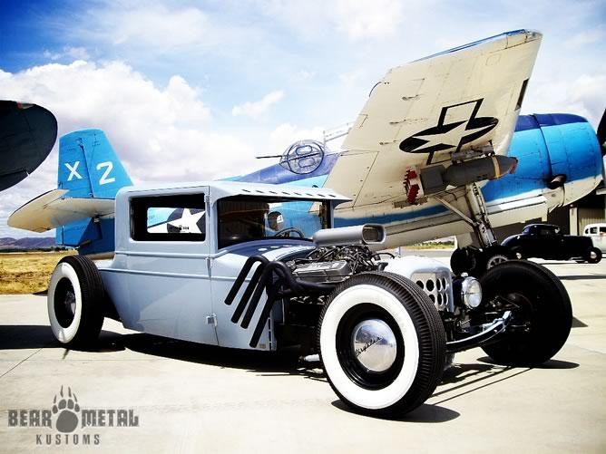 2016 Dodge Barracuda >> Bear Metal Kustoms :: Cars Gallery :: 1927 Chrysler Coupe
